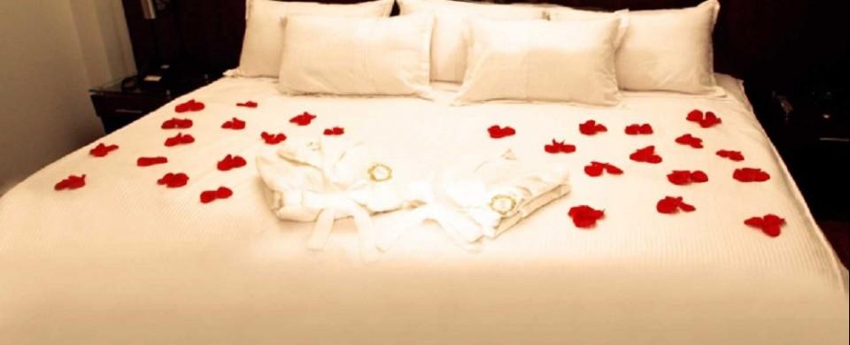 Habitacion boda .Fuente: hotelboutiquecitycenter.com